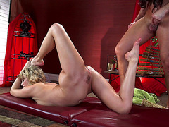 Hot girl Mia Malkova having acrobatic sex