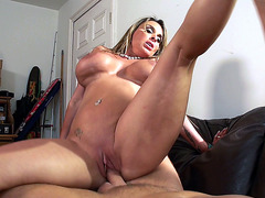 Holly Halston getting fucked in the office