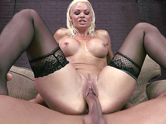 Rhylee Richards riding that prick reverse cowgirl