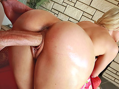 Sexy ass girl Anikka Albrite having doggystyle sex