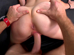 Dillion Carter takes that huge piston doggy style