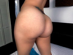 Carmen Ross has an amazing phat ass