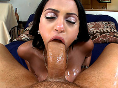 Kimberly Kendall gives him one great POV sucking