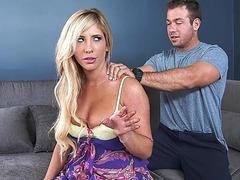 Tasha Reign dreams to fuck her friend's husband