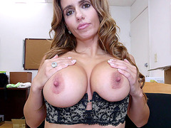 Mia Ryder has a pair of mouth watering knockers
