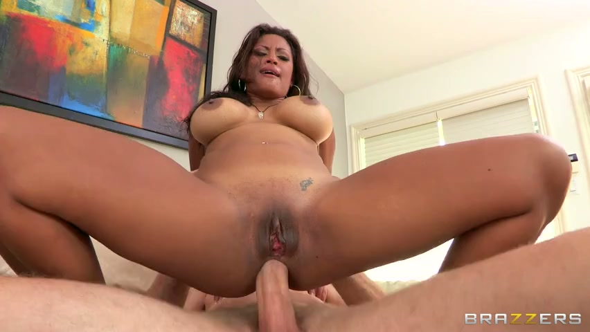 Kinky asian anal busty