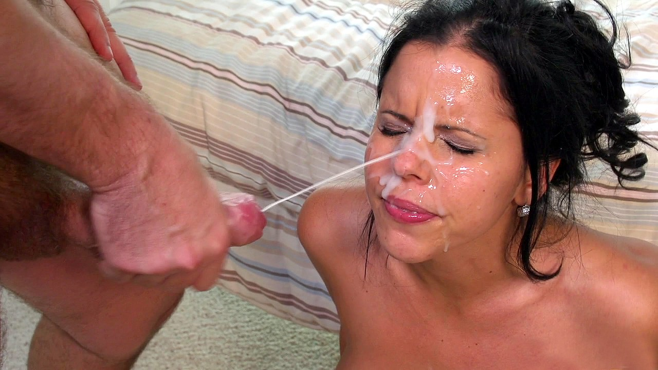 Suggest Naked sluts with extremely large cum shots on face consider, that