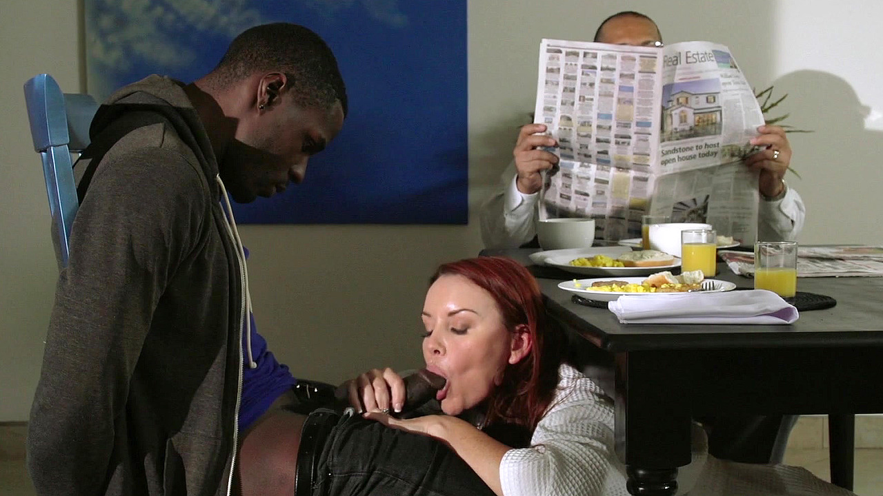 desk blowjob
