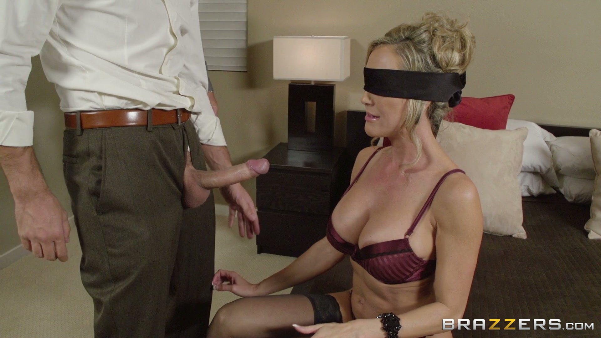 blindfold sex video